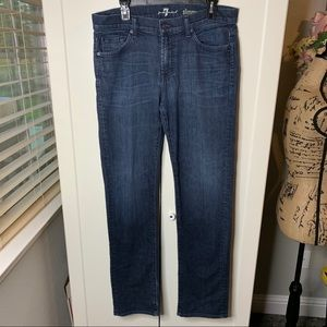 Men's 7 For All Mankind Slimmy Slim Straight Jeans
